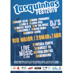 Cartaz Tasquinhas 2019