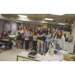 AECRM e alunos da EPRM